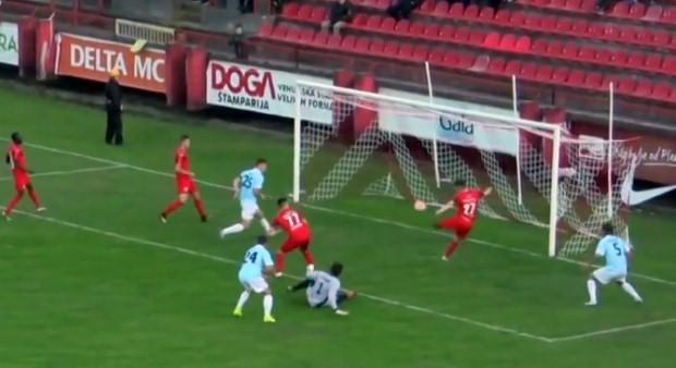 Drugi gol protiv Rada