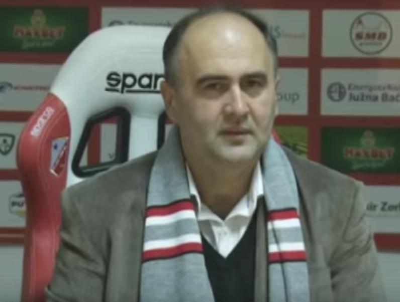 Dragan Ivanovic Vojvodina 2