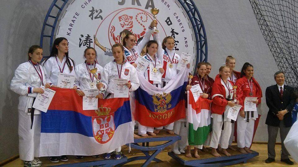 Karate u svetu