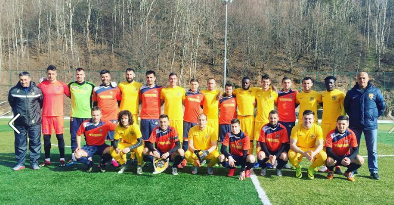 Trajal i Dinamo u Brzeću