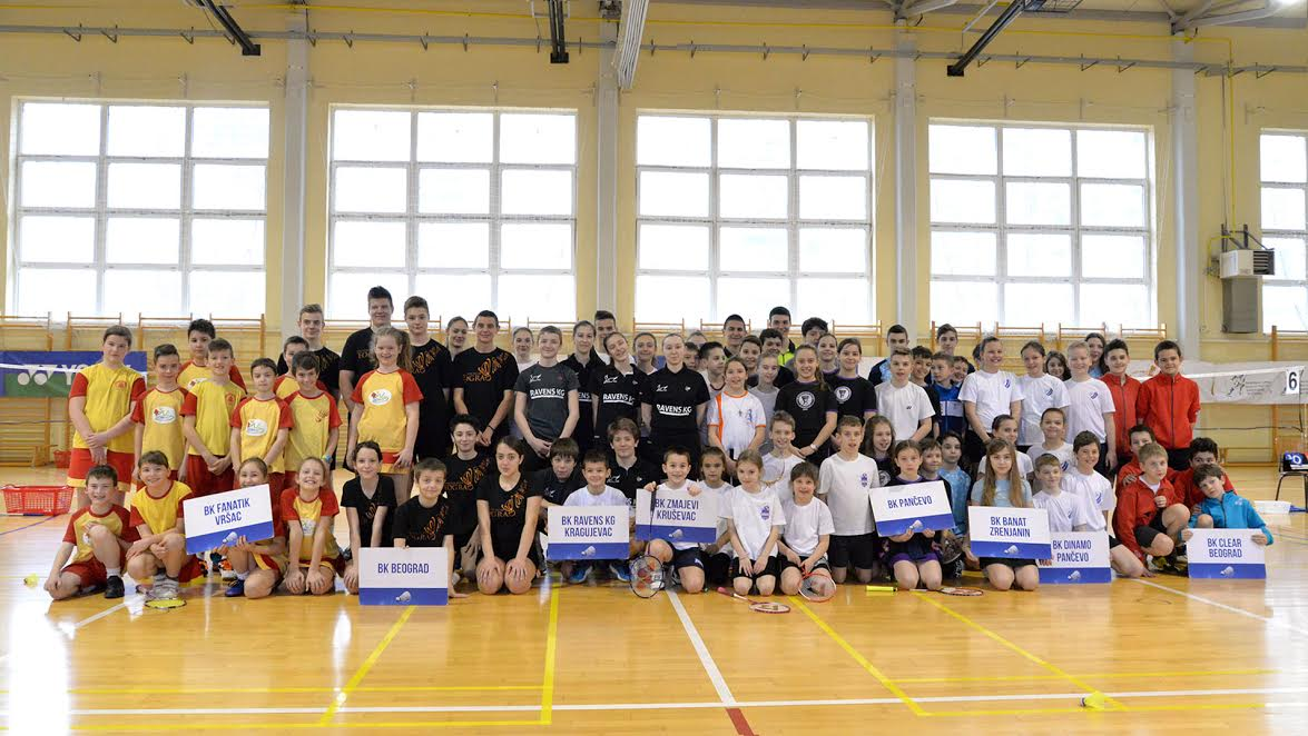 Badminton Pančevo